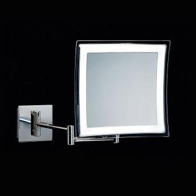 Les miroirs pour la salle de bains for Fixer miroir salle de bain