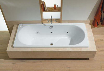 classic duo baignoires acier emaille ultra resistant opt