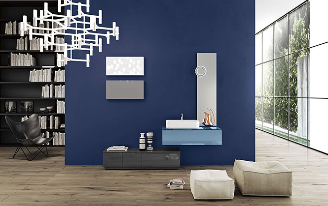 meubles salle de bains. Black Bedroom Furniture Sets. Home Design Ideas